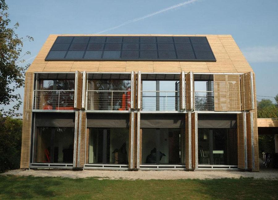 Большие пассивные дома в коммерческом строительстве